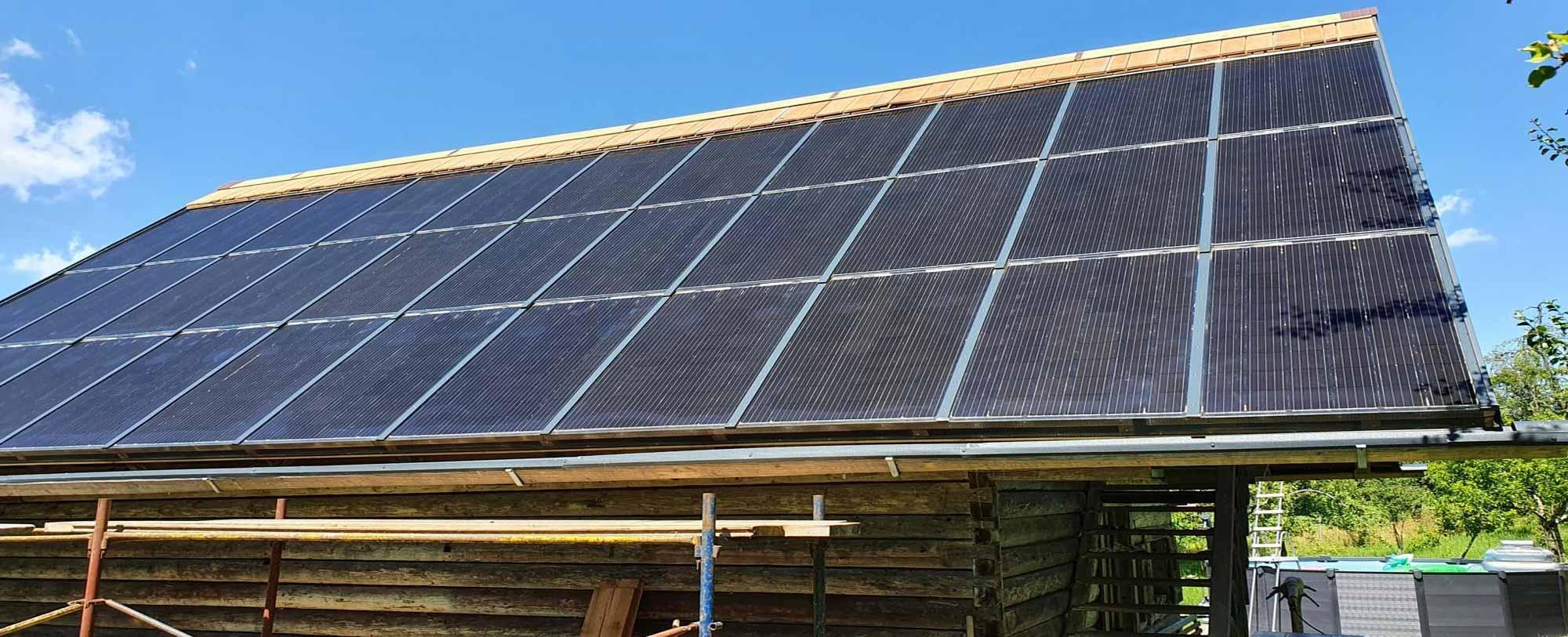 Photovoltaikanlag